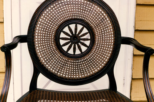 ... Chairs And Other Small Pieces Of Furniture With Hand And Machine Caning,  Rush (real And Fiber), Reed, Danish Lace, Binder Cane Patterns, Rawhide, ...